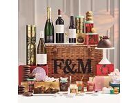 Fortnum and Mason St Nicholas Hamper