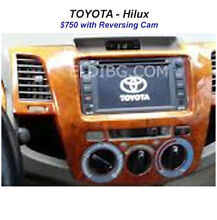 DVD, GPS , For Toyotas & all Japanese cars. 1 year warranty. West Perth Perth City Preview