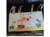 Mothercare Little Circus Cot Bumper