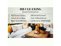 HB Cleaning Domestic, commercial & End of tenancy cleaning