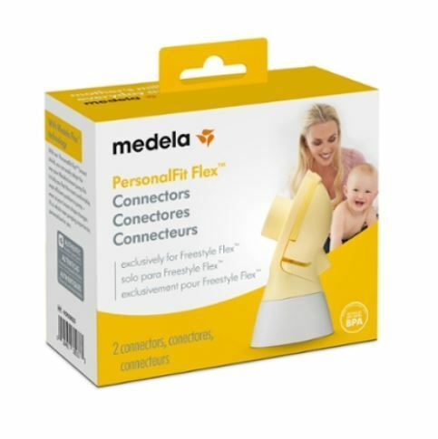 Medela PersonalFit Flex Replacement Connectors FREE SAME DAY SHIPPING