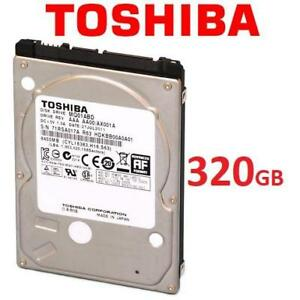 "NEW TOSHIBA 320GB INTERNAL HDD MQ01ABD032V 183732558 2.5"" HARD DRIVE PC COMPUTERS HARD DISK DRIVE"