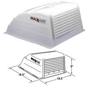 TRAILER VENT COVER MAXXAIR - CLENTEC
