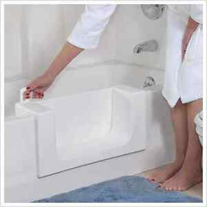 Walk-in Tub conversions / Tub to shower conversions Stratford Kitchener Area image 5
