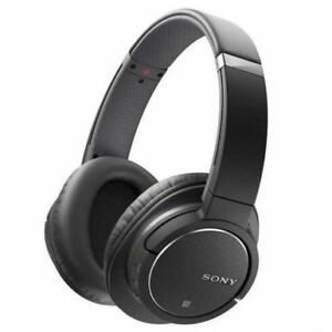 NEW Sony Wireless Bluetooth Noise Cancelling Headphones MDRZX780