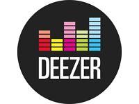 Deezer | 6 Months