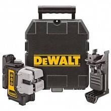 DeWalt DW089-XE Self Levelling 3 line Laser Burwood Burwood Area Preview