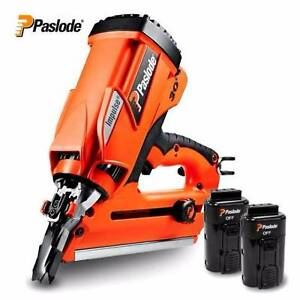 Paslode Framing Nail Gun - POWER VENT - As new! Gladesville Ryde Area Preview