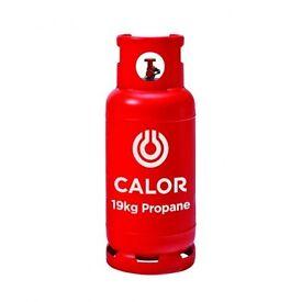 19 KG Gas Bottles (Empty) + 47KG Gas Bottle (Empty)
