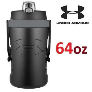 NEW UA FOAM INSULATED BOTTLE 64oz UP4900BK4 237881288 UNDER ARMOUR HYDRATION BOTTLE BLACK SPORTS FITNESS