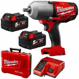 """Milwaukee 2763-20 18V Li-Ion Cordless Fuel 1/2"""" Impact Wrench kit Rowville Knox Area Preview"""