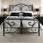 Crystal Kingsize Bed