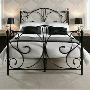 dec50d43b1f9 Crystal Kingsize Bed
