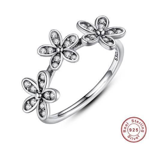 79a0bcfa3 #R33 - Dazzling 3 Daisy Flowers Stackable Finger Ring | Accessories |  Gumtree Australia Rockdale Area - Turrella | 1190231470