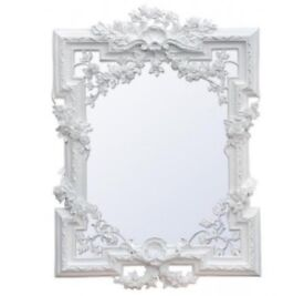 French style rococo large mirror