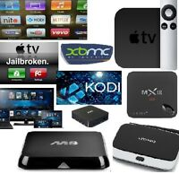 Repair / Fix ★ Android TV Box - Apple TV2 / Program KODI - XBMC