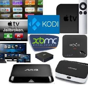 Programmation ★ KODI ★ XBMC ★ Android TV, Fire TV, Apple TV 2