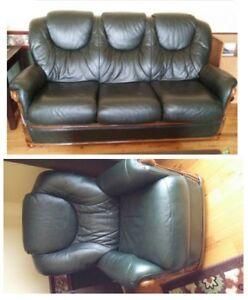 ensemble divan et chaise