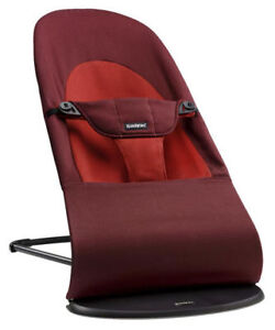 Gently Used - Bouncer Balance Soft By Baby Bjorn -