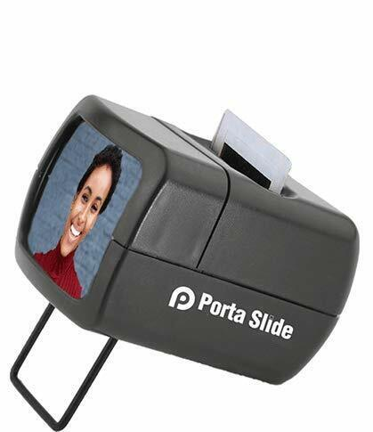 Porta Slide PS-E2 Illuminated Slide Viewer 35mm  Made In Europe