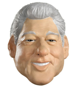 NEEDED: Bill Clinton Vinyl Mask