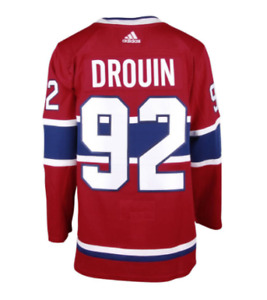 2018/2019 Montreal Canadiens Jersey - Chandail #92 Drouin