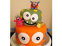 Childrens Birthday Cakes - Christening - Wedding - TV - Disney Frozen - Baby - Adult + More