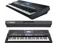 Yamaha psr s650 keyboard TYROS sounds!