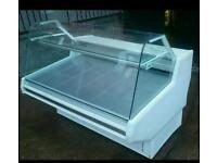 1.5m display fridge good for butcher kabab meat salad cakes and many more