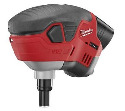 Milwaukee 2458-21 M12™ Cordless Lithium-Ion Palm Nailer Kit New