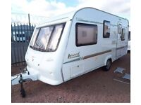 5 BERTH 2002 ELDDIS AVENTE WITH END BEDROOM FULL AWNING WE CAN DELIVER PLZ VIEW