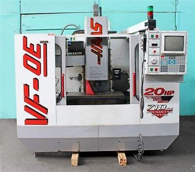 Haas Vf-oe Vertical Machining Center