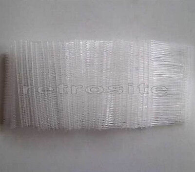 2000 Clear Price Tag 11 Inch Barbs Fasteners For Fine Tagging Gun Top Quality