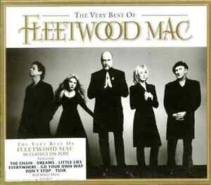 FLEETWOOD-MAC-The-Very-Best-Of-2CD-BRAND-NEW-Greatest-Hits-Slipcase-Stevie-Nicks