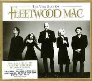 FLEETWOOD MAC The Very Best Of 2CD BRAND NEW Greatest Hits Slipcase Stevie Nicks