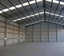 Industrial Shed / Storage Units