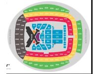 4 x Taylor Swift tickets C4 FLOOR SEATS FACE VALUE