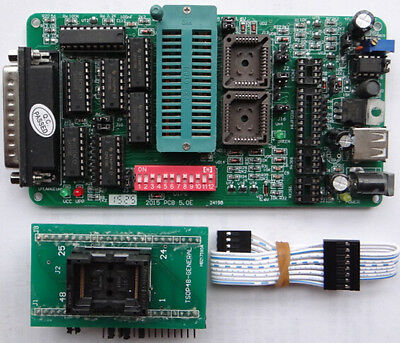 Eprom Eeprom Pic Programmer Adapter Tsop48 Lv816bit For Car Camera Pc Bios