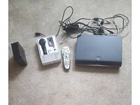 Sky HD+ Box and Router
