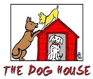 THE DOG HOUSE DOGGY DAYCARE & GROOMING