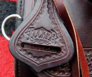 Horseshoe Bend Tucker Roping  Saddle