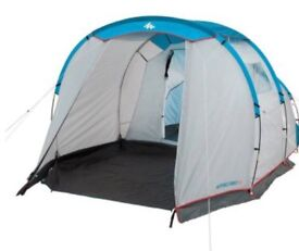 Quechua Arpenaz 4.1 family camping tent 4 man.