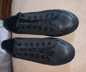 Converse All Star Lows BLACK BRAND NEW perfect condition Bulleen Manningham Area Preview