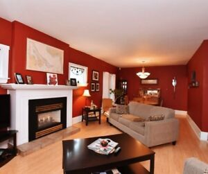 Fully furnished 4 bedroom house-utilities incl.-avail Feb 1st