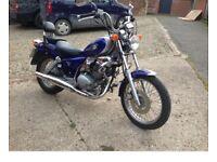 Wanted sym husky 125cc