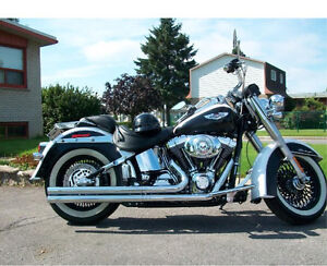 Softail heritage deluxe