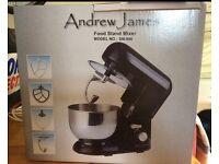 Brand new Andrew James standing mixer (Black)