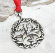 Dragon Christmas Ornament