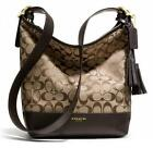 Coach Fabric Handbags