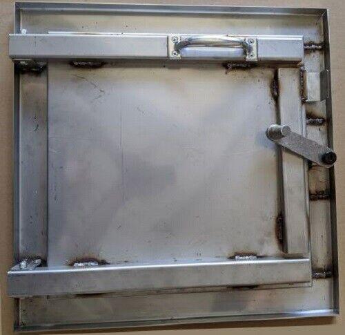 Hardy Firebox Door and Frame Hardy H25